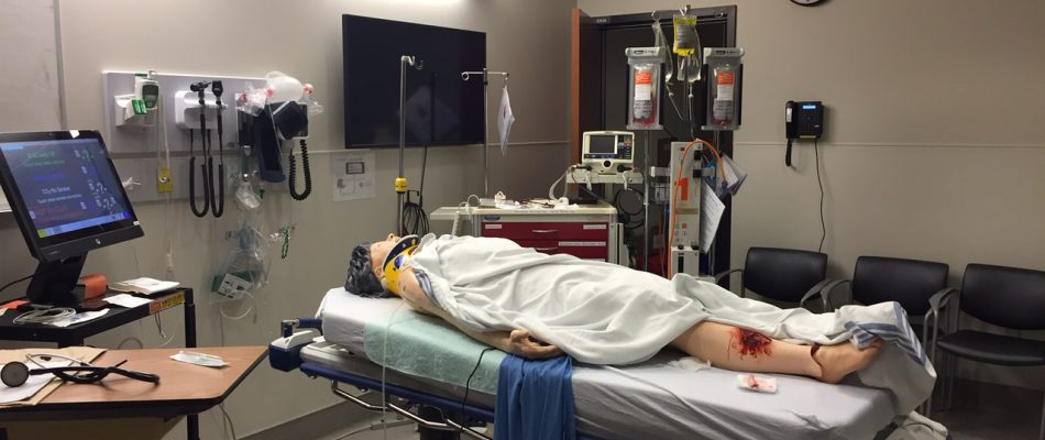 Coastal Simulation Program – Lion's Gate Hospital - BC Simulation